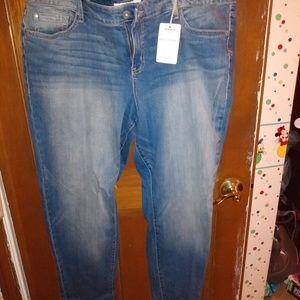 Torrid boyfriend style jeans